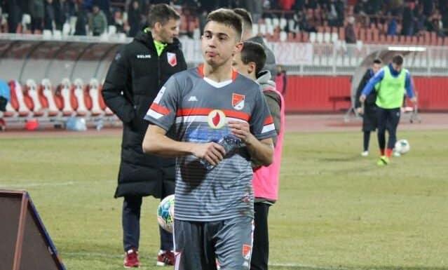 Παίκτης της ΑΕΚ ο Καρακλάγιτς