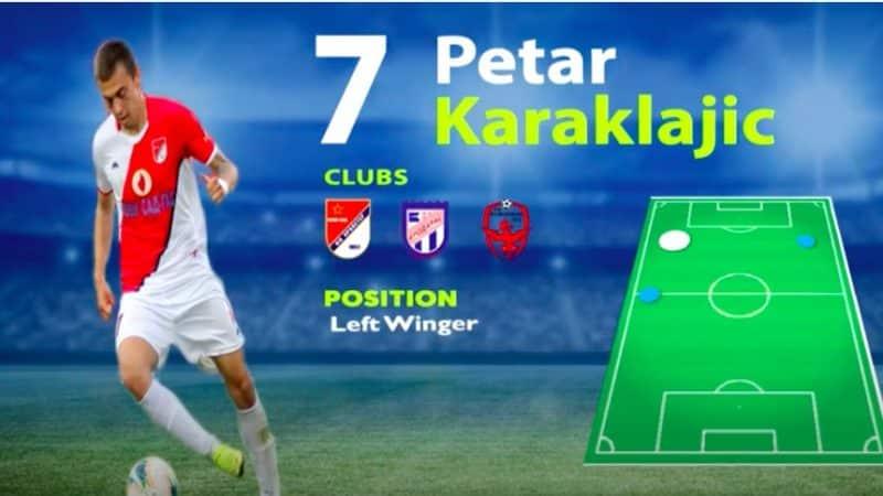 Δείτε τον Πέταρ Καράκλαγιτς (VIDEO)