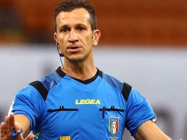 Ο Ιταλός Ντανιέλε Ντοβέρι θα σφυρίξει το ματς ΠΑΟΚ-ΑΕΚ την Μεγάλη Πέμπτη!